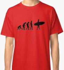 Surf evolution Classic T-Shirt