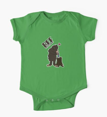 Big Foot Forever Kids Clothes