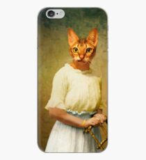 The teenager iPhone Case