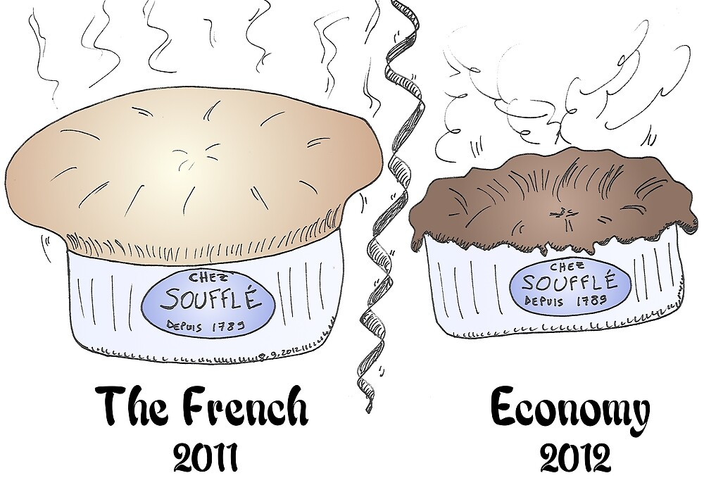 French souffle' economy blows over into recession by Binary-Options