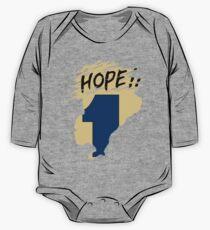 Hoffnung!! (Zeitmaschine) Baby Body Langarm