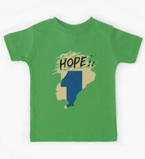 Hope!! (time machine) Kids T-Shirt