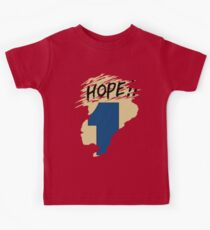 Hope!! (time machine) Kids Clothes