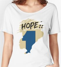 Hope!! (time machine) Women's Relaxed Fit T-Shirt