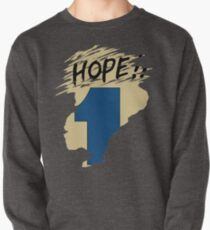 Hope!! (time machine) Pullover