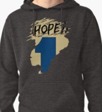 Hope!! (time machine) Pullover Hoodie