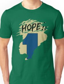 Hope!! (time machine) Unisex T-Shirt