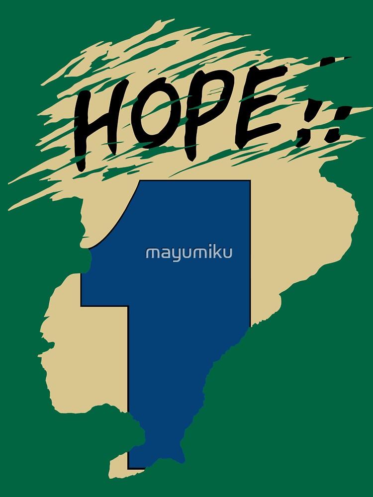 «Espérer!! (machine à remonter le temps)» par mayumiku