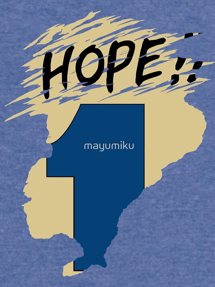 Hope!! (time machine) by mayumiku