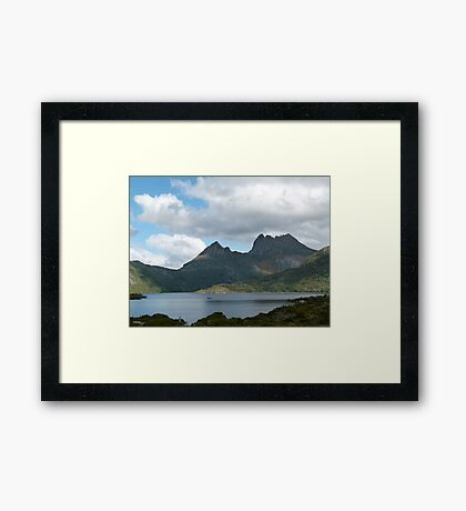 Cradle Mountain Framed Print