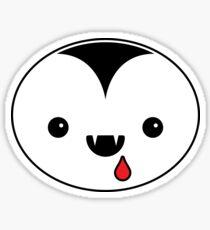 Cute Vampire (Dracula) Sticker