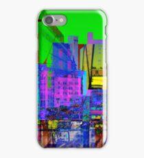 buildings2 iPhone Case/Skin