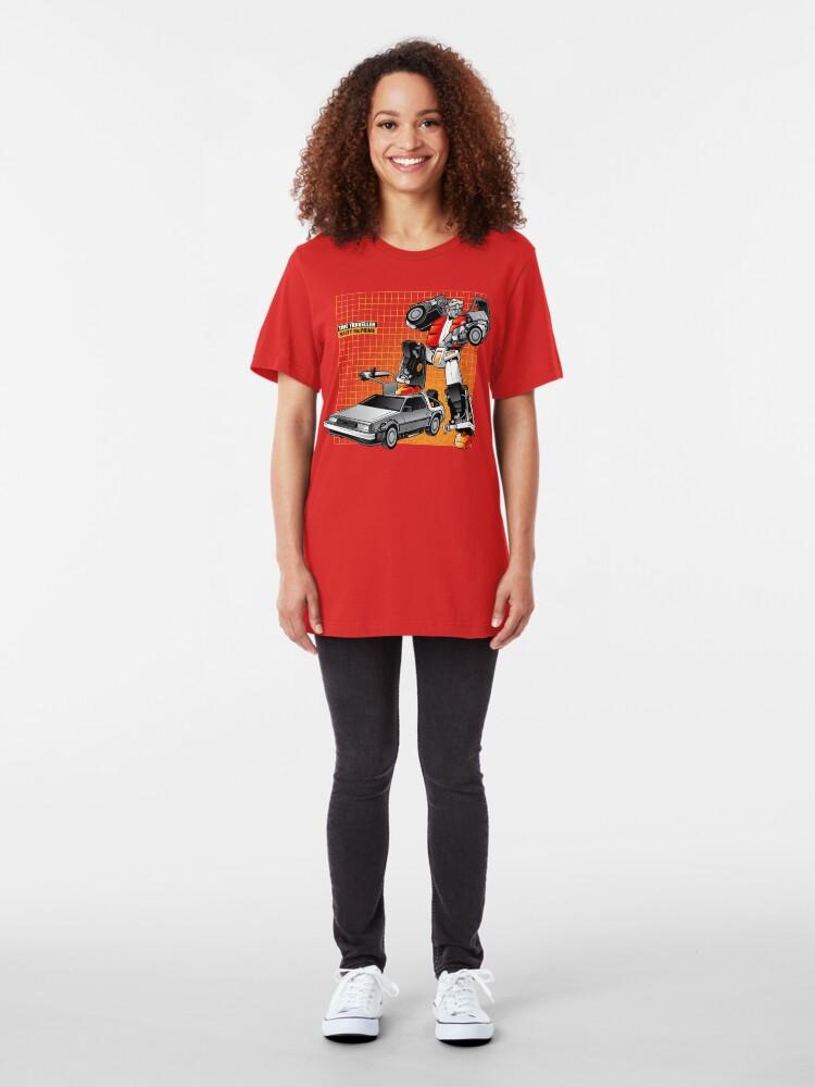 Alternative Ansicht von Marty McPrime Slim Fit T-Shirt