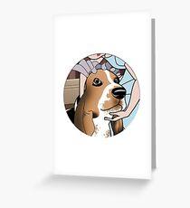 Barf? Greeting Card