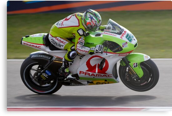 Loris Capirossi in Assen 2011 by corsefoto