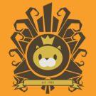 Le Roi Lion  by Aaron Thadathil