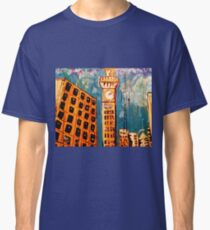 Bromo Seltzer Tower Classic T-Shirt