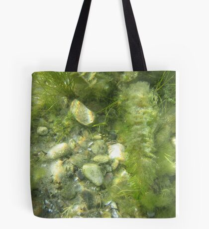Underwater Vegetation 511 Tote Bag