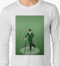 the green hornet and sting Long Sleeve T-Shirt