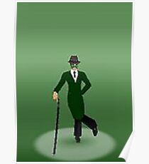 the green hornet and sting Poster