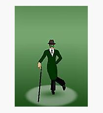 the green hornet and sting Photographic Print