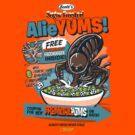 AlieYUMS!  by Gimetzco