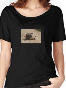 Gagging for It - Mating Turkish Tortoises  Women's Relaxed Fit T-Shirt