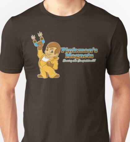 Pinkmans Magnets T-Shirt