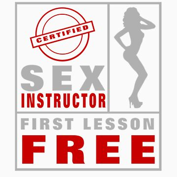 CERTIFIED SEX INSTRUCTOR [ FIRST LESSON FREE ] by lrenato