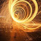 Spiral Light by Chris Cherry