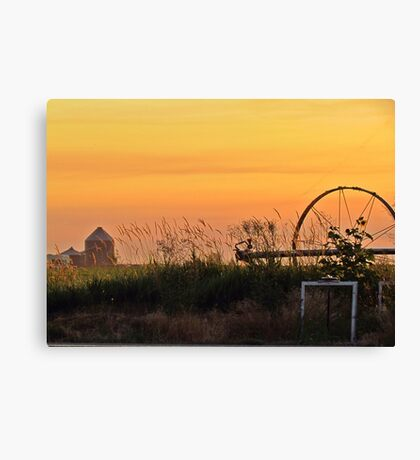 Good Morning, How are ya' Canvas Print