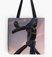 Traveling Man 3 Tote Bag