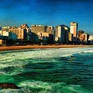 Ipanema Beach by photograham