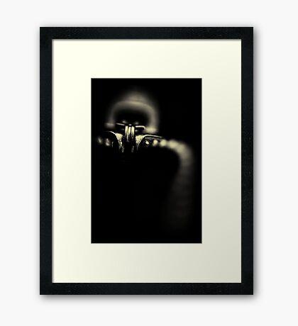 Imagination: Different Mood! Framed Print