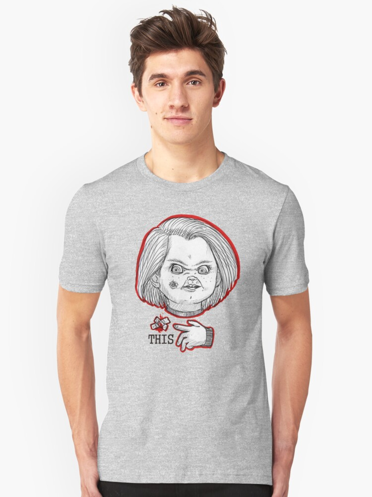 """CHUCKY """"THIS"""" by eyesofcoral"""
