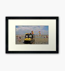 Snapshot Framed Print