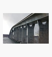 Jamestown Bridge Photographic Print