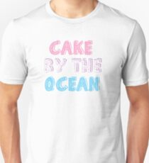 Cake by the Ocean Light Unisex T-Shirt