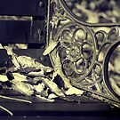 Autumn Bench seat by Mick Kupresanin