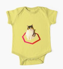 cat trap One Piece - Short Sleeve
