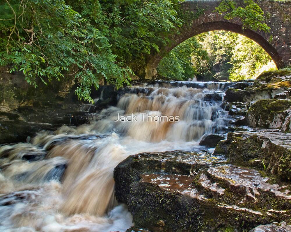 West Burton Falls by Jack Thomas
