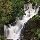 Torc Waterfall Killarney by Phillip Cullinane