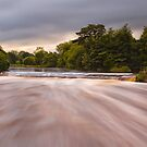 Bandon Weir by Phillip Cullinane