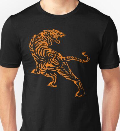Tiger - Orange T-Shirt