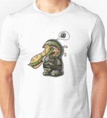 Master Chief VS. Sandwich T-Shirt