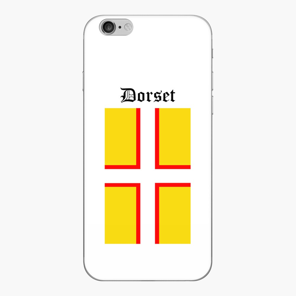 Dorset iPhone Case iPhone Skin