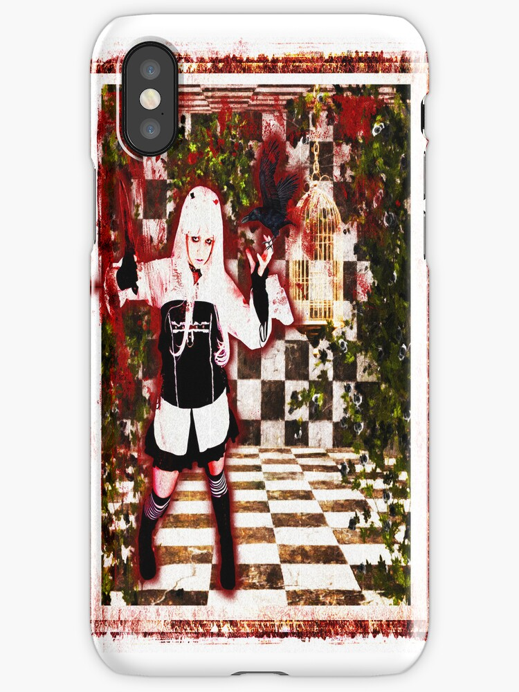 Bloody Lolita - iPhone by Gal Lo Leggio