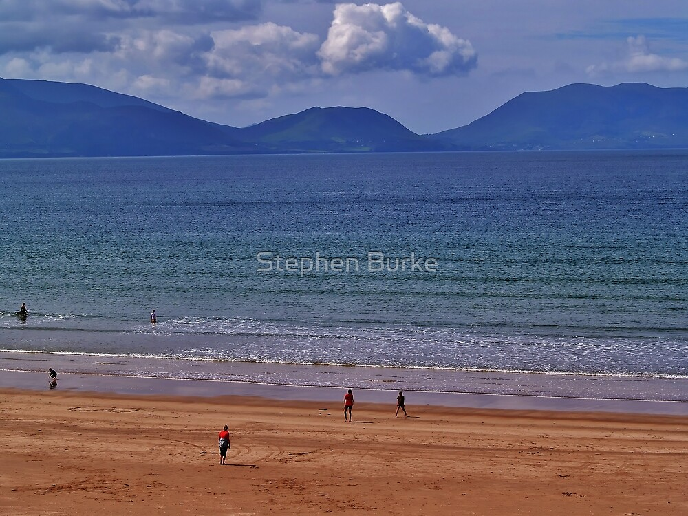 The Beach by Stephen Burke