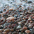 Cove Bay Pebbles by EvaMcDermott