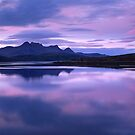 Twilight Reflection by EvaMcDermott
